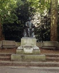 Theodor Schwann von J. Hammerschmidt, Alte Post, 1909