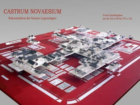 Castrum Novaesium
