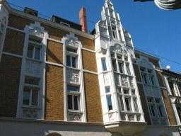 Wohnhaus auf der Liedmannstraße