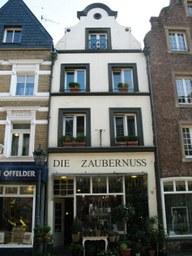 Geschäftshaus auf der Michaelstraße