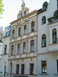 Gebäude auf der Drususallee