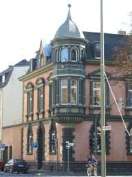 Haus Ecke Drususallee / Breite Straße