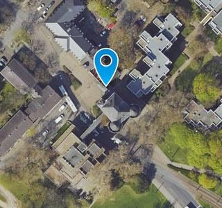 Obertorkapelle: Luftbild