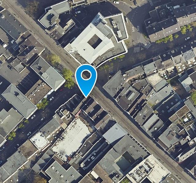 Em Schwatte Päd: Luftbild