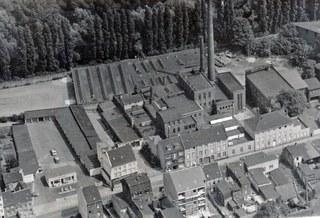 Blick auf das ehemalige Postgebäude an der Oberstraße 15