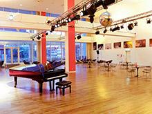 Rheinisches Landestheater: Foyer (Foto und Rechte: Björn Hickmann)