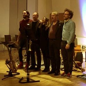 Axel Fischbacher Quintett im Romaneum