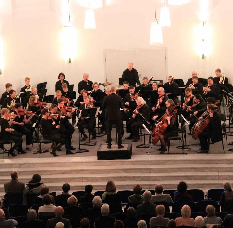 """""""Sinfonia Neuss"""" in symphonischer Stärke"""
