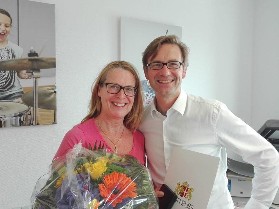 Regina Schmitz und Holger Müller