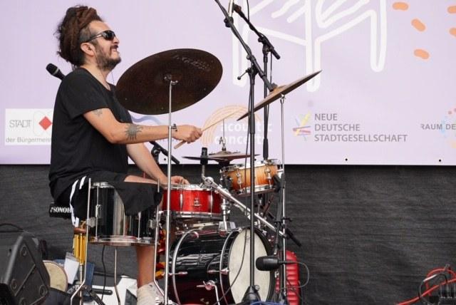 Jaime Moraga, Foto Michael Zerban