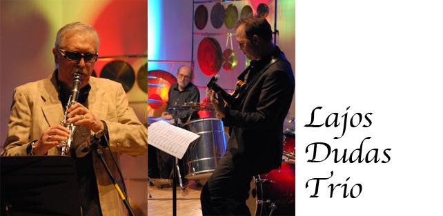 Lajos Dudas Trio