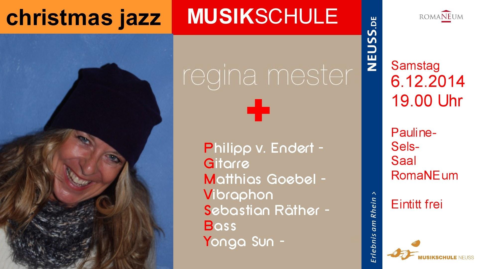 Regina Mester Xmas