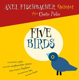 Fischbacher Five Birds