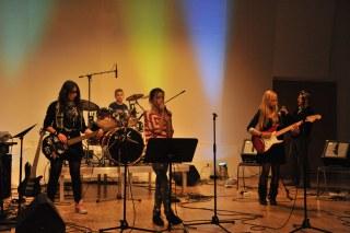 Rock im Romaneum
