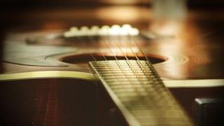 Gitarre (Querformat)