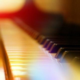 Klavier (quadratisch)