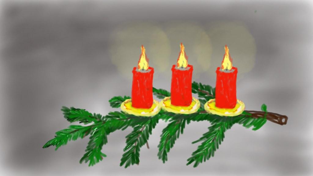 Dritter Gang durch den Advent
