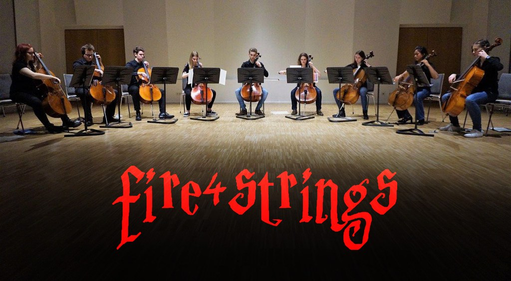 "fire4strings – ""Journey with Johann"""