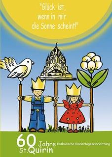 Am Samstag, 13.4.2019, beginnt im Pauline-Sels-Saal des RomaNEums eine neue Kooperation zwischen der Musikschule der Stadt Neuss und der Kath. Kindertagesstätte St. Quirin.