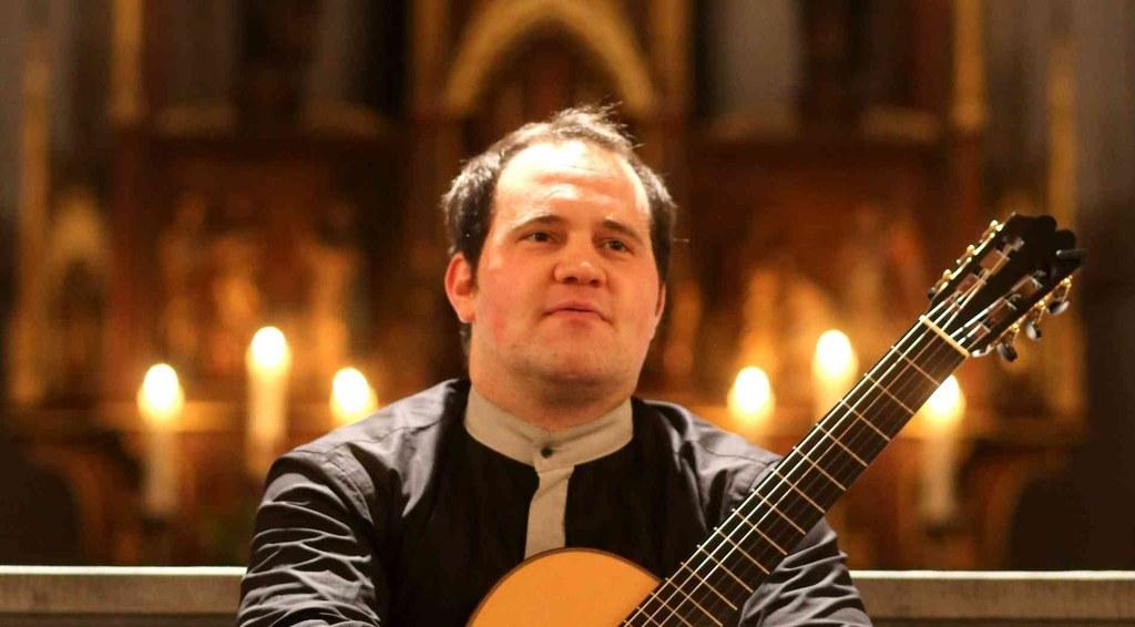 Tristan Angenendt (Foto: Ekkehart Malz)