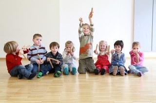 Musikschule schnuppern um 11.00, 13.00 und 15.00 Uhr
