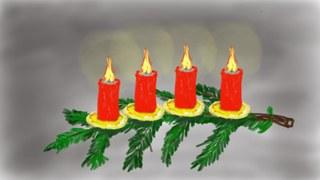 Der vierte Gang durch den Advent findet bei Ihnen zu Hause statt! Wir wünschen Ihnen eine schöne Weihnachtszeit! Ihre Musikschule Neuss, natürlich zusammen mit dem Förderverein der Musikschule!