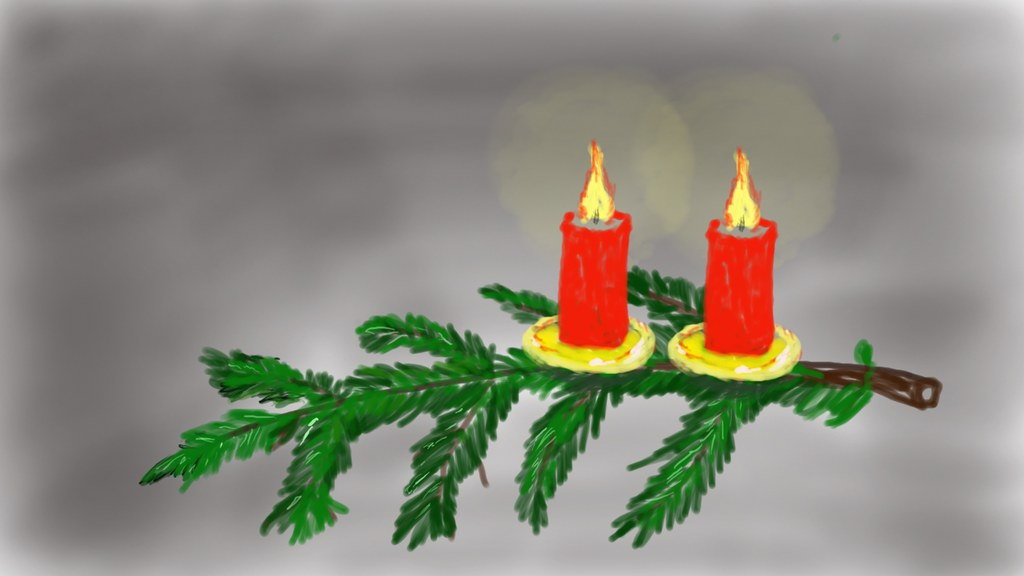Zweiter Gang durch den Advent