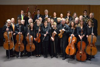 Das Erwachsenenorchester spielt Beethoven und Elgar 15.00 & 18.00