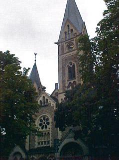Foto: Christuskirche
