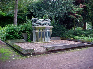 Foto: Gruft Kraus auf dem alten Friedhof (01)