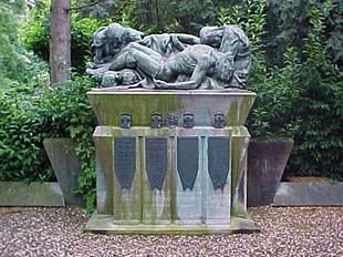Foto: Gruft Kraus auf dem alten Friedhof (02)