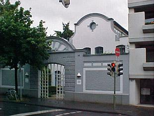 Foto: ehemalige Maschinenhalle an der Breite Str./ Büttger Str. (01)