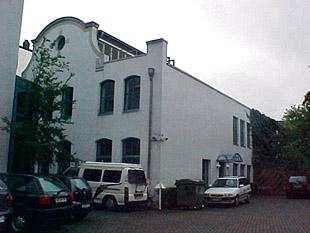 Foto: ehemalige Maschinenhalle an der Breite Str./ Büttger Str. (02)
