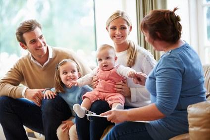 Rubrikenbild: Kinder-, Jugend- und Familienhilfe