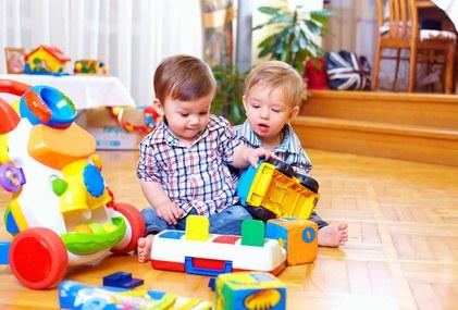 Rubrikenbild: Kindertagespflege