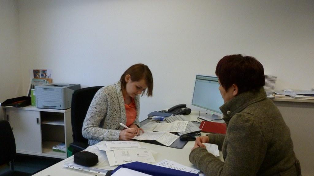 Le bureau de premier conseil à la migration (MEB-Büro)