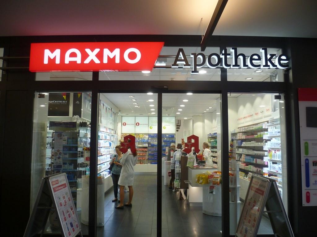 MAXMO Apotheke, Am Reuschenberger Markt 2, 41466 Neuss