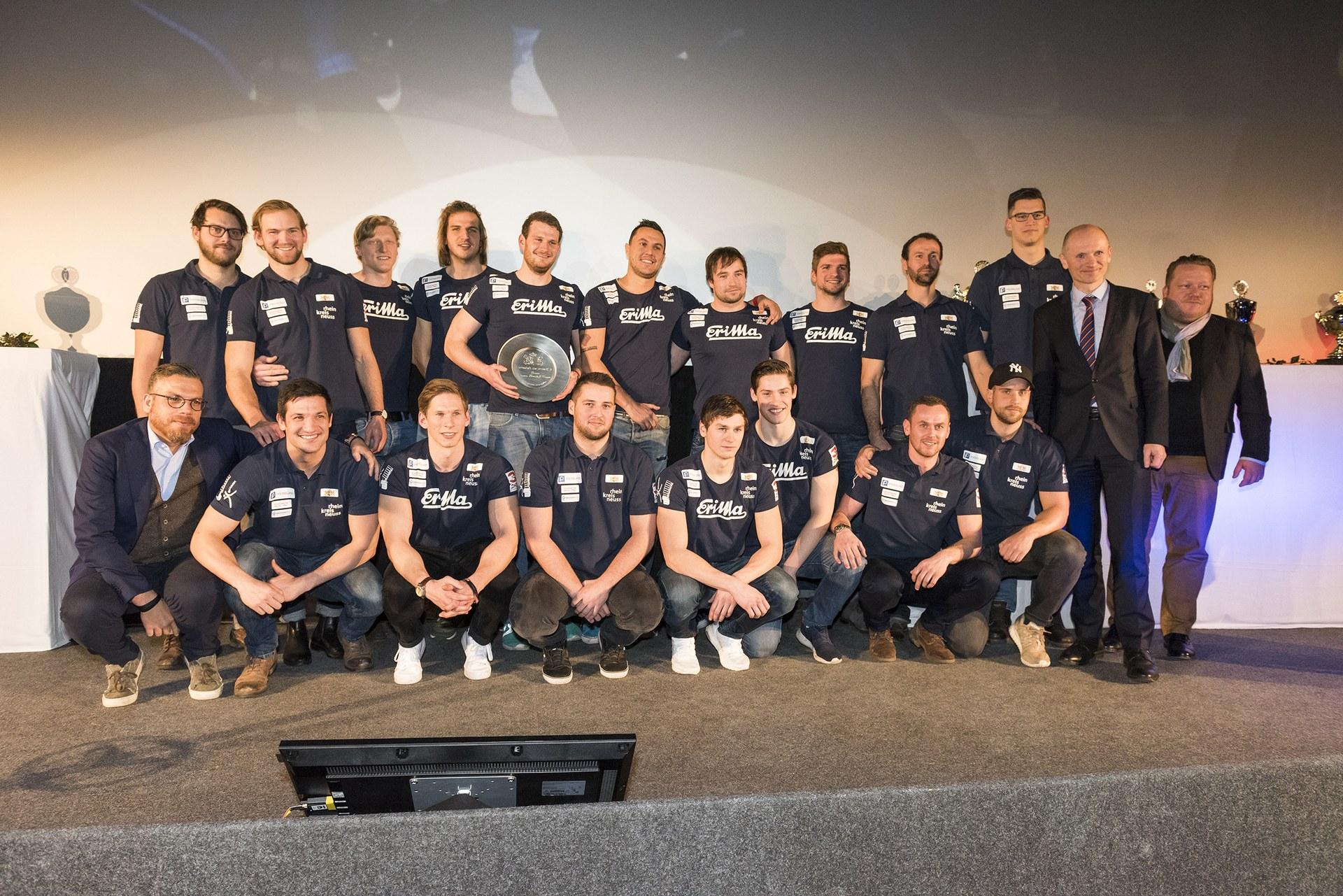 1. Herren Neusser Handballverein (NHV)