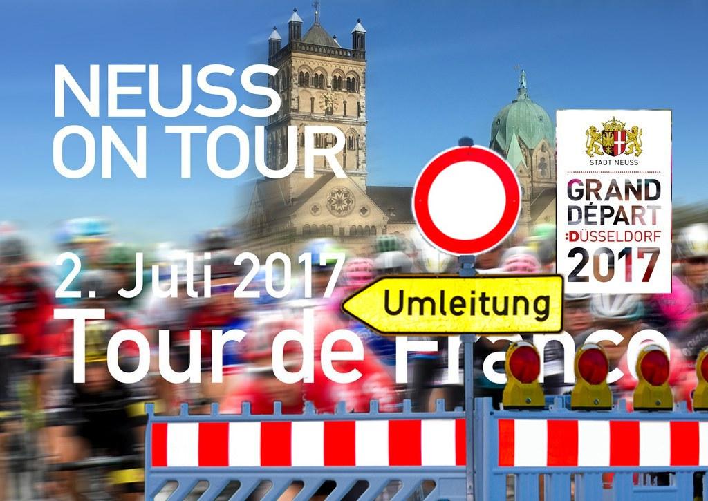 Tour De France Neuss Strecke