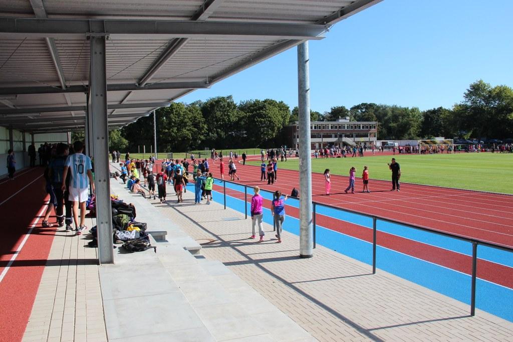 01.10.2015 - Leichtathletikzentrum Neuss