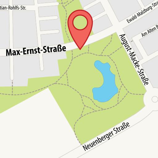 Karte: Park in Allerheiligen, Fitnesstraining