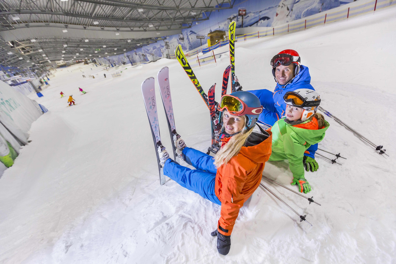 Alpenpark Neuss   Skihalle und mehr... — Neuss am Rhein