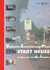Deckblatt des VerkehrsEntwicklungsPlans