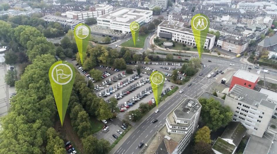 """""""Wendersplatz"""" in Neuss – """"Der Heimat einen Hafen geben"""""""