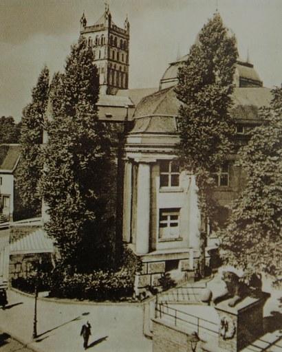 Das Neusser Museum stand zwischen Münster und Zeughaus