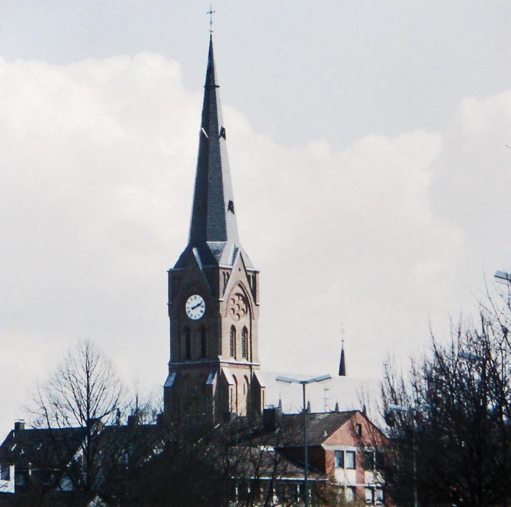 Josefskirche, Gladbacher Straße