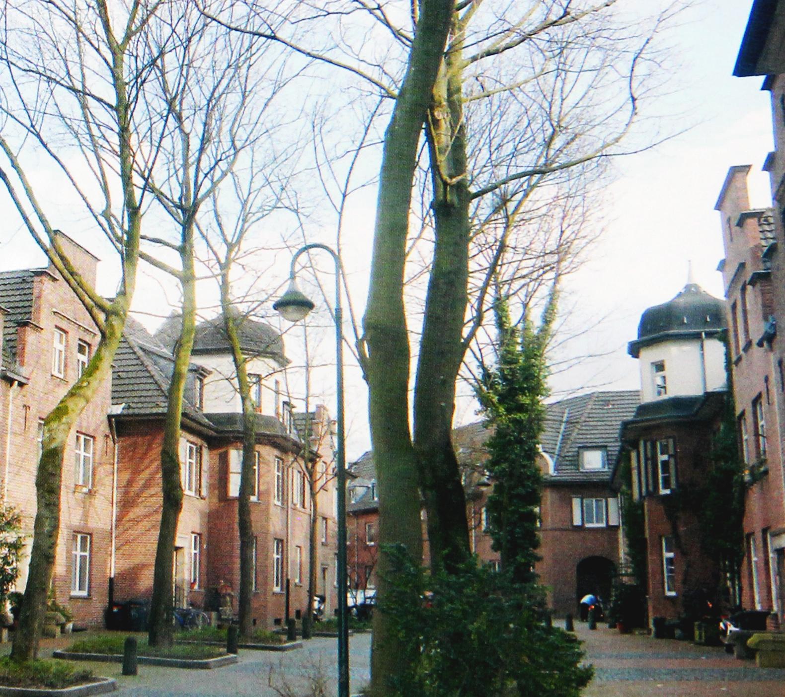 Wohnviertel, Kettelerstraße
