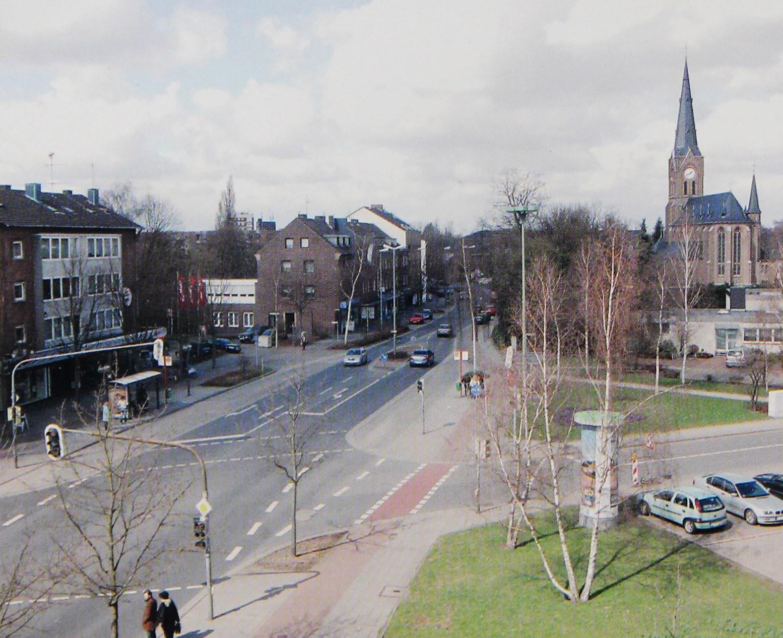 Städtebaulich aufgewertet, Venloer Straße
