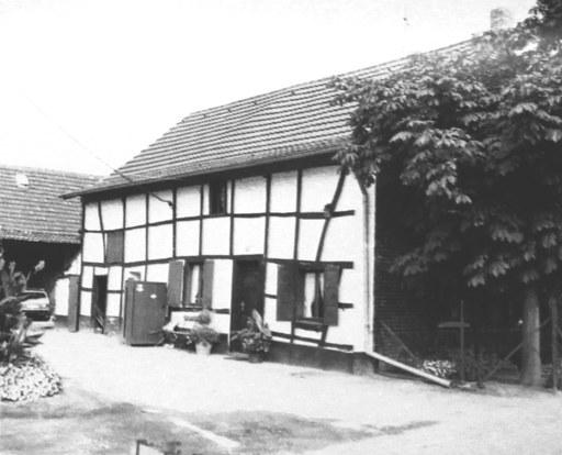 Altes Fachwerkhaus, Steinhausstraße