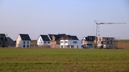 Neue Wohngebiete in Allerheiligen